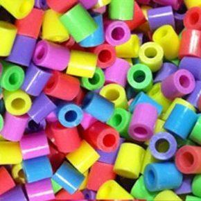 Realiza tus dibujos pixelados con hama beads y pyssla for Manualidades con bolitas