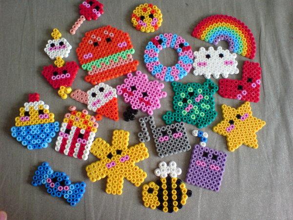 Hama Beads | Trucos Dulces