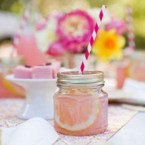 Limonada rosa