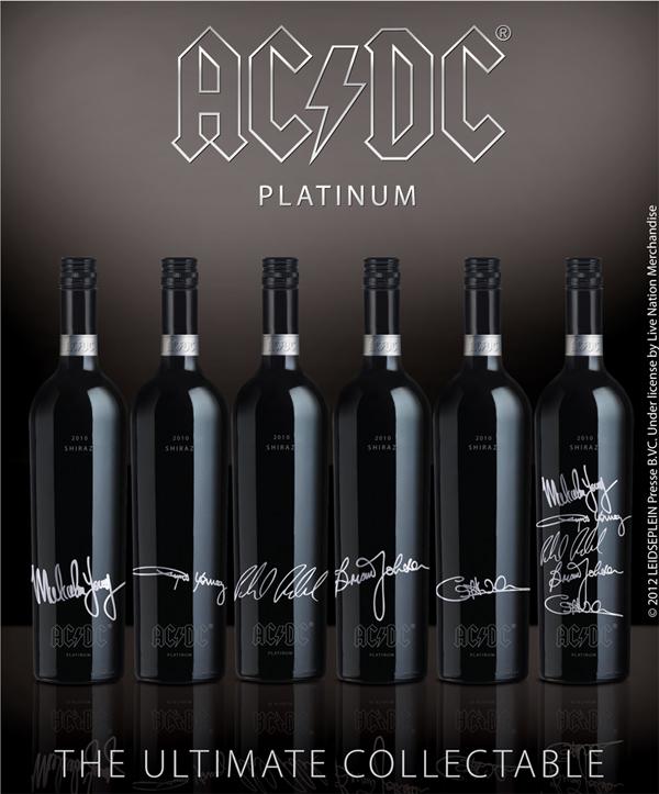 Vino AC/DC Platinum