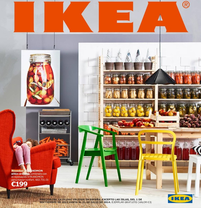 Catálogo 2014 IKEA
