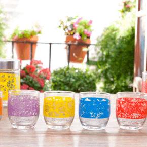 Victorio & Lucchino y la nueva colección de vasos de Nocilla
