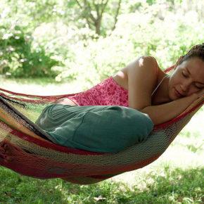 Disfruta de la siesta