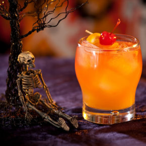 Cocktail Zombie para Halloween