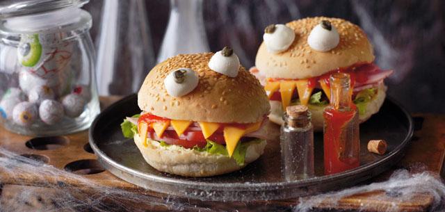 hamburguesa monster