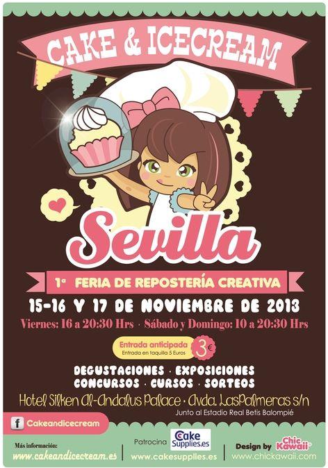 Cake & Ice Cream Sevilla