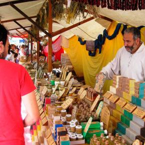 Hoy dará comienzo la XII edición del Mercado Barroco de Olivares