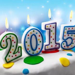 Feliz 2015 desde Trucos Dulces