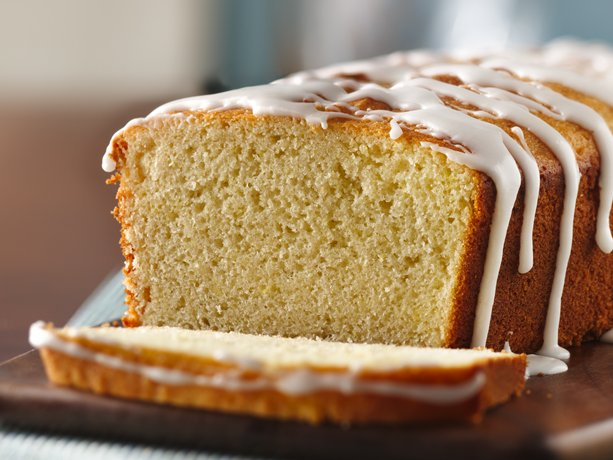 glazed-cake