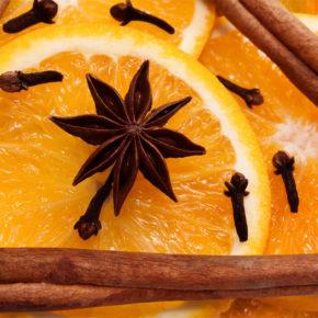 Receta del zumo de naranja caliente