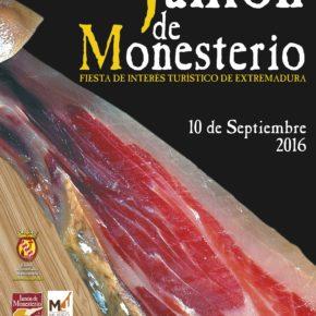 XXVII Día del Jamón de Monesterio el próximo 10 de septiembre de 2016